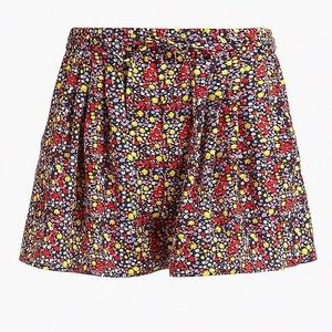 J Crew Easy Pull On Shorts NWT